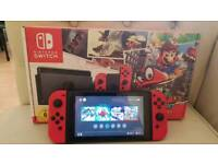 Nintendo Switch limited Odessey Edition