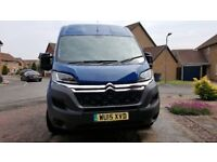 CITROEN RELAY 35 ENTERPRISE - L3/H2 PANEL VAN - AS NEW CONDITION. GENUINE OFFERS CONSIDERED.