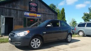 2010 Hyundai Accent GL AUTO,A/C**PAY $67.38 Bi-WEEKLY**$0 Down** Cambridge Kitchener Area image 1