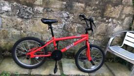 Red bmx for sale