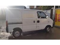 SUZUKI CARRY 1.3 MOT TILL MAY 2017
