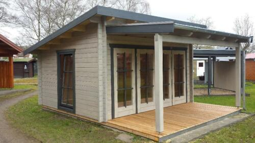 gartenhaus modern pultdach wohn design. Black Bedroom Furniture Sets. Home Design Ideas