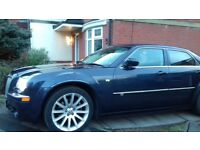Chrysler 300C Diesel 3.0 V6 CRD SRT Design Saloon F.S.H