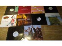 12 x saint etienne vinyls LP /12 inch /promo /shop poster