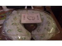 Hoppy Breastfeeding Pillow