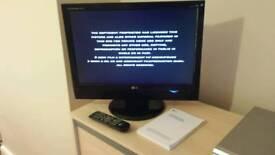 "LG 20"" TV/PC monitor"