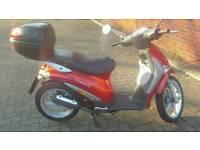 Plagglo liberty 50cc