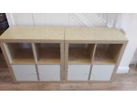 Ikea Expedit Storage Shelves