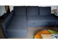 IKEA FRIHETEN Corner Sofa-Bed Excellent condition!