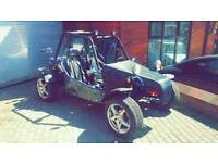 JOYNER 650 BUGGY ROAD LEGAL CARBON FIBRE REDBULL EDITION SUMMER TOY 12 MONTHS MOT