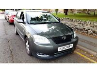 Toyota COROLLA 1.4 VVTi cheap to tax and insure