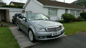 Mercedes C320 CDi (49k amazing in and out)