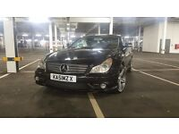 2007 MERCEDES CLS 320 CDI FULL CLS 63 AMG FACELIFT CONVERSION - FULL HISTORY- BEIGE LEATHER AIR SUSP