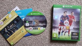 Xbox one games EA Sports FIFA 16