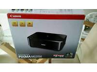 Cannon pixma mg 3150 printer