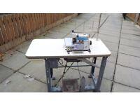 Singer Industrial OVERLOCK sewing machine
