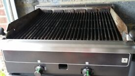 CATERING COMMERCIAL BBQ HAS CHARCOAL ,PERFECT ,QUALITY , WORKING ,GOOD CONDITION ,CLEANED ,TESTED