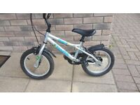 Children bike 14inch Aluminium First riders