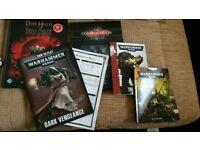 Warhammer 40k books