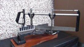 Manual mitre saw 50cm