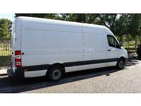 Mercedes-Benz Sprinter 315CDi (2006), Automatic (90,000 miles) LWB/Hi Roof - Panel Van (£4,950) ono