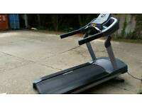 MINT JOHNSON FITNESS T7000 TREADMILL RUNNING MACHINE GYM FITNESS DELIVERY AVAILABLE