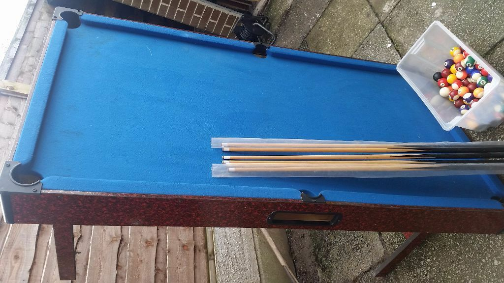Pool Table For Sale In Urmston Manchester Gumtree