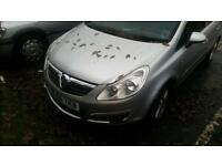 Vauxhall Corsa five door spares or repair