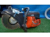 Husqvarna K750 petrow saw diamond cutter