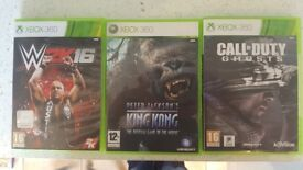 XBox 360 Games Bundles