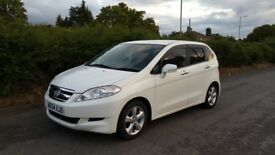 Honda FR-V Edix 6 Seater Not 7 Seater Automatic. Size of Corolla Verso Style of Mercedes B Class