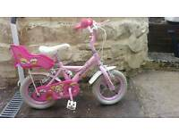 Like new hardly used appollo cupcake bike