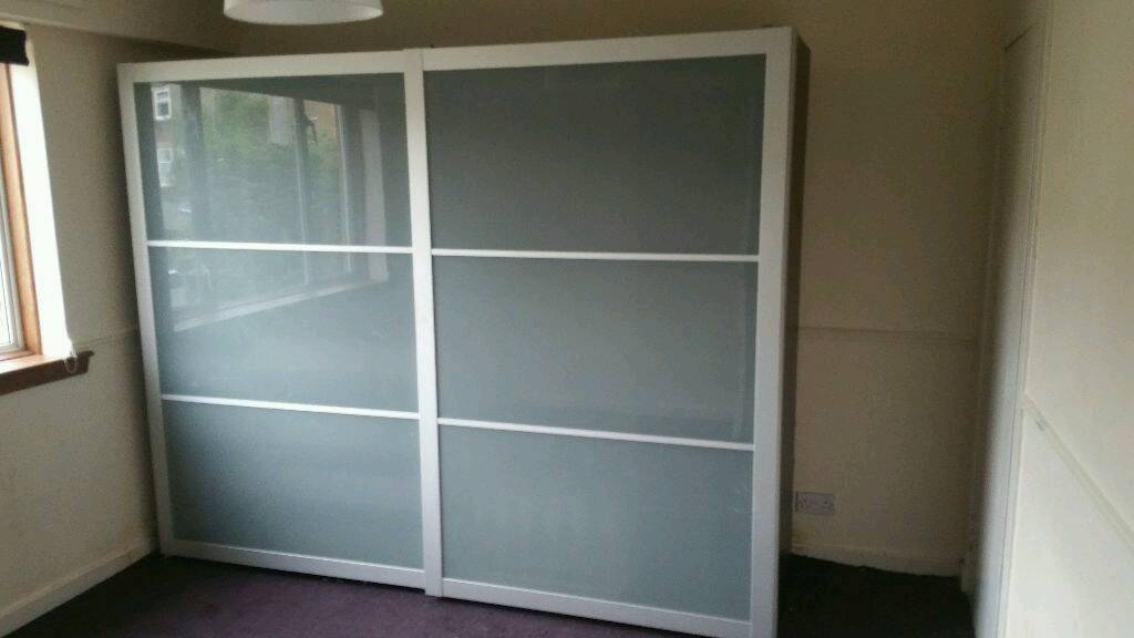 Ikea pax lyngdal wardrobe large | in Birmingham, West Midlands | Gumtree