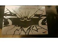 The dark knight trilogy did box set