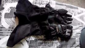 Assorted bikers gear
