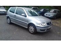 Vw polo automatic Full service history Timing belt Changed Excellent drives cheap to run