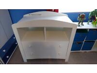 Mothercare Padstow white changing unit £60 ono