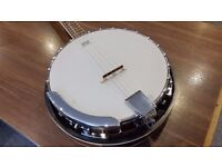 4 String Republic Banjo / Brand New & Collection Only.