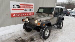 2005 Jeep TJ SLT/Sport -- GARANTIE 1 AN/ 12 000 KMS --
