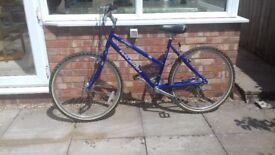 Raleigh Mantis Series One Ladies Bicycle