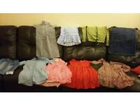 Bundle of girl's Next clothes (and few other brands) size 8-9 years