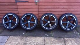 """18"""" Alloys for ford focus"""