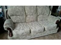2 pieces of sofas
