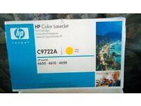 HP COLOR LASERJET C9722A