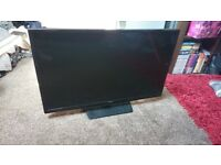 Samsung 32 inch HD TV telly T31D310EW moniter with remote black television