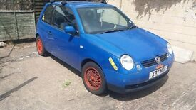 Vw lupo NEEDS TLC - project car