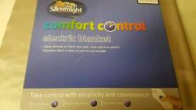 Silentnight DOUBLE electric blanket BRAND NEW