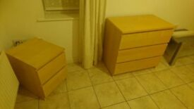 CHEAP BEDSIDE CABINET OR CHEST OF DRAWS MUST SELL THIS SATURDAY