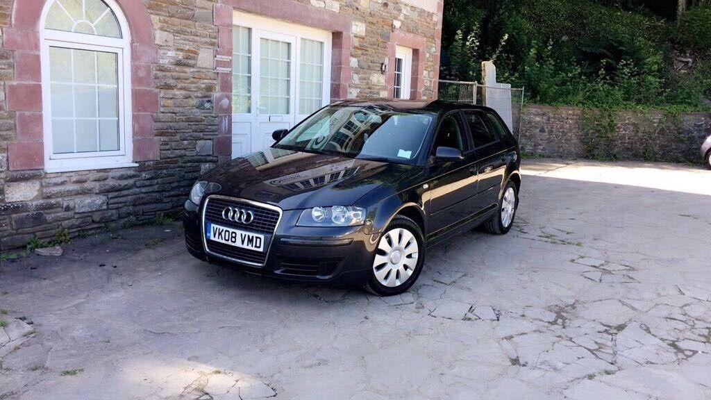 Audi A3 sport 1.6 petrol 12 month mot full service history