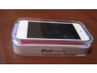 Pink I pod touch in perfect order